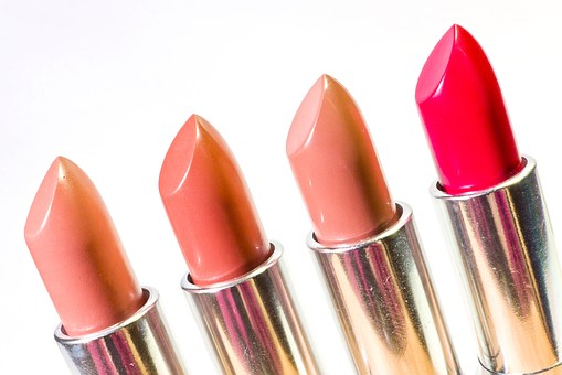 cosmetics makeup trends colourful lipstick shades